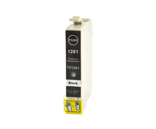 Compatible Ink Cartridge Epson T1281 Black 13ml