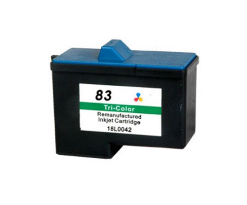 Compatible Ink Cartridge Lexmark 83HC Color 15ml