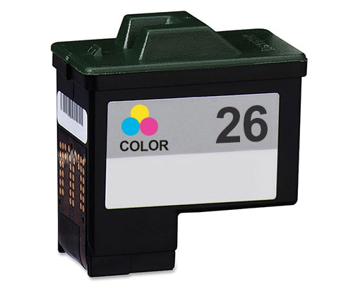 Compatible Ink Cartridge Lexmark 26 / 27 Color 12ml
