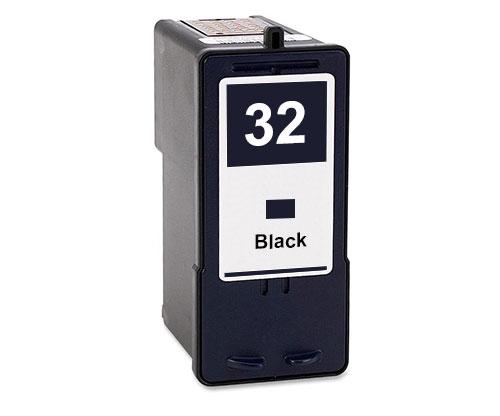 Compatible Ink Cartridge Lexmark 32 Black 21ml