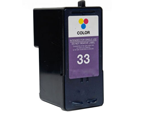Compatible Ink Cartridge Lexmark 33 Color 15ml