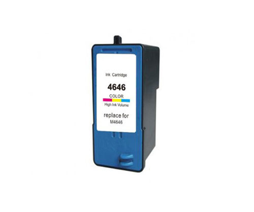 Compatible Ink Cartridge  DELL J5567 / M4646 Color 15ml