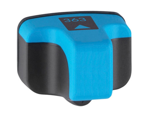 Compatible Ink Cartridge HP 363 Cyan 10ml