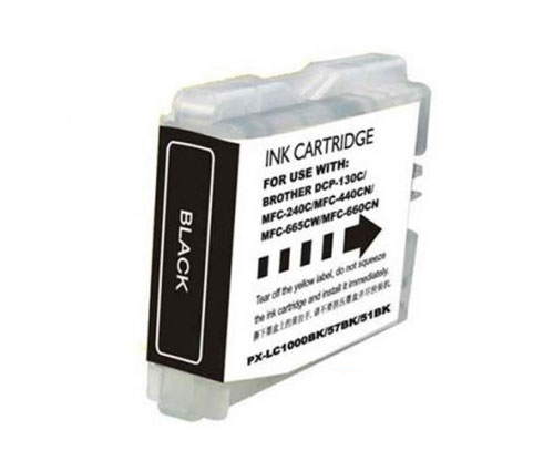 Compatible Ink Cartridge Brother LC-970 XL BK / LC-1000 XL BK Black 36ml