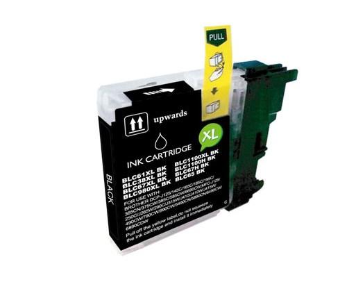 Compatible Ink Cartridge Brother LC-980 XL BK / LC-1100 XL BK Black 28ml