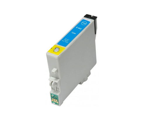 Compatible Ink Cartridge Epson T0442 Cyan 17ml