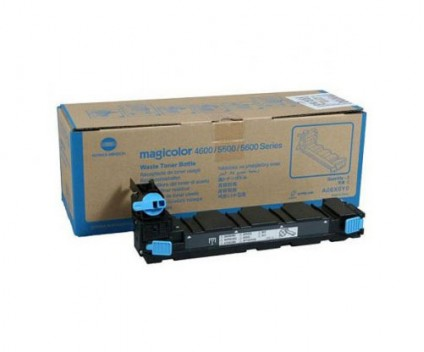 2 Original Waste Box, Konica Minolta A06X0Y3 ~ 36.000 Pages