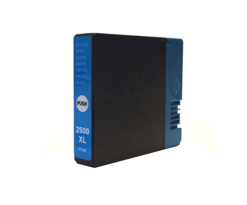 Compatible Ink Cartridge Canon PGI-2500 XLC Cyan 20.4ml
