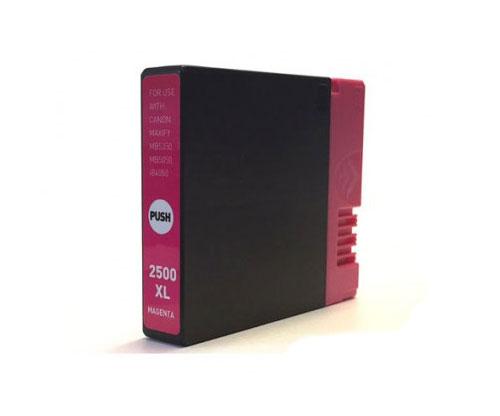 Compatible Ink Cartridge Canon PGI-2500 XLM Magenta 20.4ml