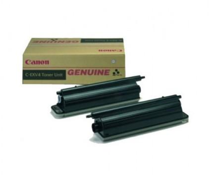 2 Original Toners, Canon C-EXV 4 Black ~ 36.000 Pages