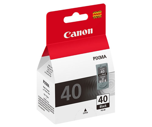 Original Ink Cartridge Canon PG-40 Black 16ml ~ 360 Pages