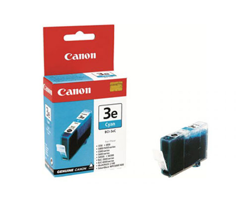 Original Ink Cartridge Canon BCI-3 EC Cyan 14ml ~ 390 Pages