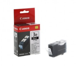 Original Ink Cartridge Canon BCI-3 EBK Black 27ml ~ 500 Pages