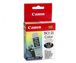 Original Ink Cartridge Canon BCI-21 Color 10ml