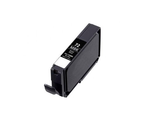 Compatible Ink Cartridge Canon PGI-72 Black Matte 14ml
