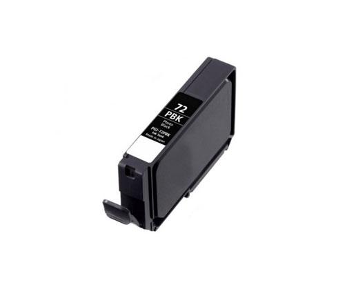 Compatible Ink Cartridge Canon PGI-72 Black Photo 14ml
