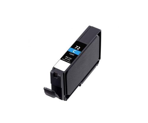 Compatible Ink Cartridge Canon PGI-72 Cyan 14ml