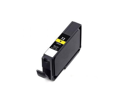 Compatible Ink Cartridge Canon PGI-72 Yellow 14ml