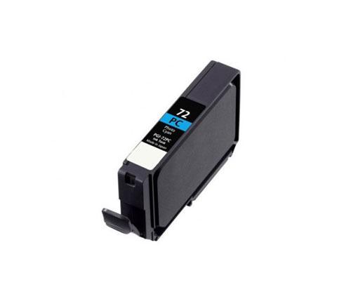 Compatible Ink Cartridge Canon PGI-72 Cyan Photo 14ml