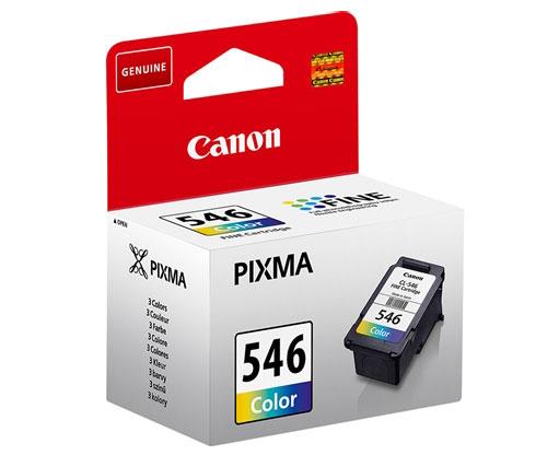 Original Ink Cartridge Canon CL-546 Color 9ml ~ 180 Pages