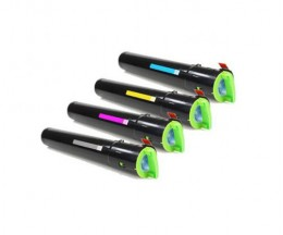4 Compatible Toners, Ricoh 84150X Black + Color ~ 10.000 / 9.500 Pages