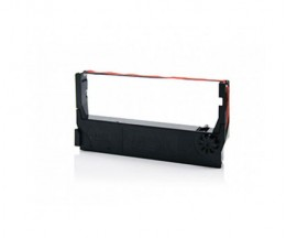 Compatible tape Black-Red ERC-23 BR
