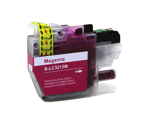 Compatible Ink Cartridge Brother LC3211 / LC3213 Magenta ~ 400 Pages