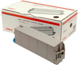 Original Toner OKI 41963008 Black ~ 10.000 Pages