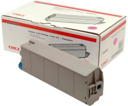 Original Toner OKI 41963006 Magenta ~ 10.000 Pages