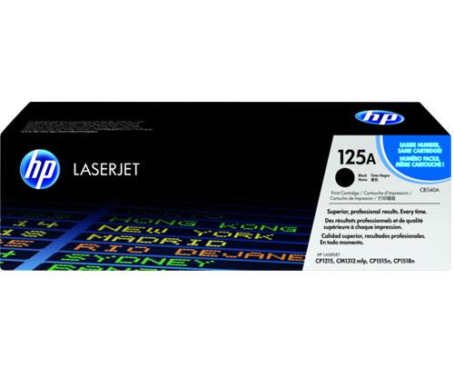 Original Toner HP 125A Black ~ 2.200 Pages