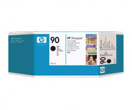 Original Ink Cartridge HP 90 Black 400ml