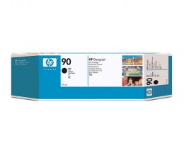 Original Ink Cartridge HP 90 Black 775ml