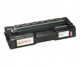 Compatible Toner Ricoh 407545 Magenta ~ 1.600 Pages