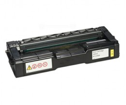 Compatible Toner Ricoh 407546 Yellow ~ 1.600 Pages