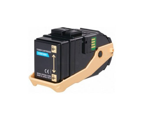 Compatible Toner Epson S050604 Cyan ~ 7.500 Pages
