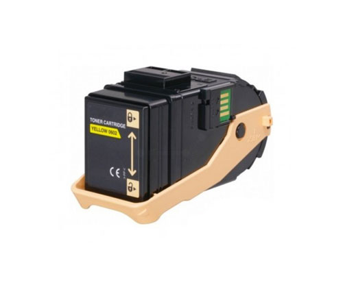 Compatible Toner Epson S050602 Yellow ~ 7.500 Pages