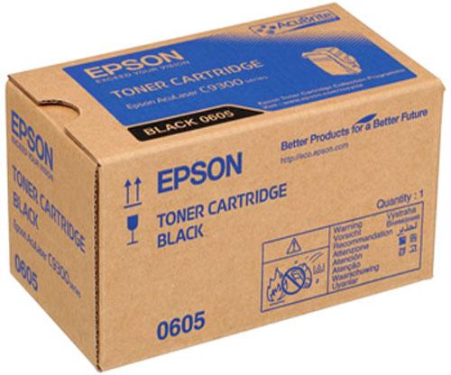 Original Toner Epson S050605 Black ~ 6.500 Pages