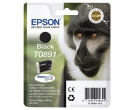Original Ink Cartridge Epson T0891 Black 5.8ml