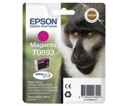 Original Ink Cartridge Epson T0893 Magenta 3.5ml