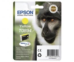 Original Ink Cartridge Epson T0894 Yellow 3.5ml