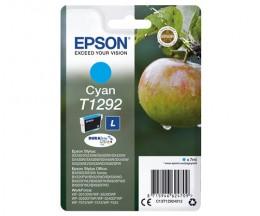 Original Ink Cartridge Epson T1292 Cyan 7ml ~ 470 Pages