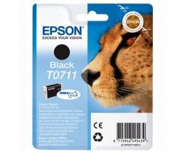 Original Ink Cartridge Epson T0711 Black 7.4ml