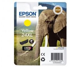 Original Ink Cartridge Epson T2434 /24 XL Yellow 8.7ml