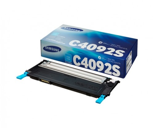 Original Toner Samsung 4092S Cyan ~ 1.000 Pages