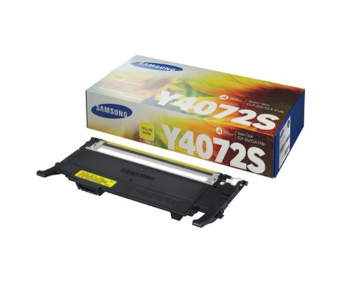 Original Toner Samsung 4072S Yellow ~ 1.000 Pages