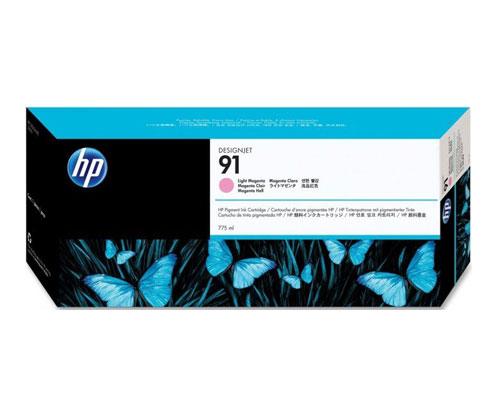 Original Ink Cartridge HP 91 Magenta bright 775ml
