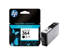 Original Ink Cartridge HP 364 Black 6ml ~ 250 Pages