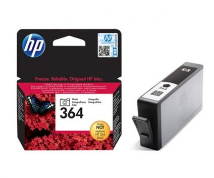 Original Ink Cartridge HP 364 Black Photo 3ml ~ 130 Pages