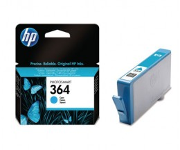 Original Ink Cartridge HP 364 Cyan 3ml ~ 300 Pages
