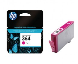 Original Ink Cartridge HP 364 Magenta 3ml ~ 300 Pages